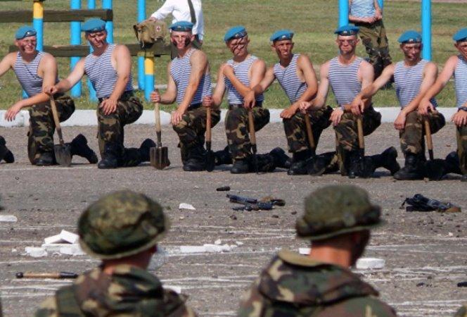 десантники Беларусь